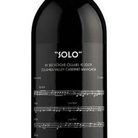 """2009 """"Solo"""" Cabernet Sauvignon"""